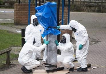 Media: Zidentyfikowano pochodzenie substancji nowiczok