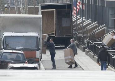 """""""Najlepszych 60 urzędników USA przedterminowo opuściło ambasadę w Moskwie"""""""