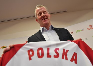 Trener polskich siatkarzy: Po prostu kocham siatkówkę