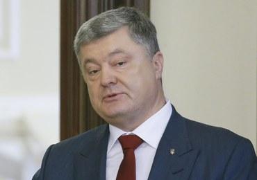 Poroszenko: Kijów zsynchronizuje z USA sankcje wobec Rosji