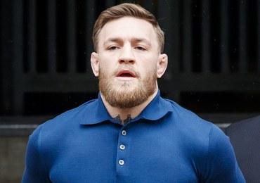 """Conor McGregor z zarzutami. """"Odrażające wydarzenia"""""""