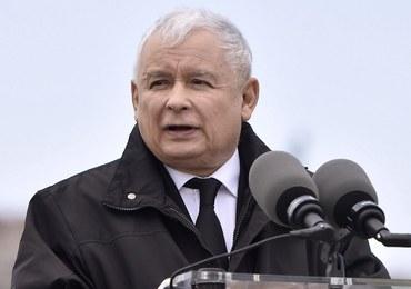 Mazurek: Będziemy chronić prezesa Kaczyńskiego. Zamachowiec nie wybiera dni tygodnia
