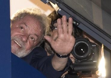 Były prezydent Brazylii zabarykadował się w siedzibie związkowców