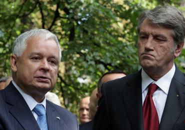 Juszczenko o Lechu Kaczyńskim: Ostatni wielki lider. Polacy jeszcze go nie docenili