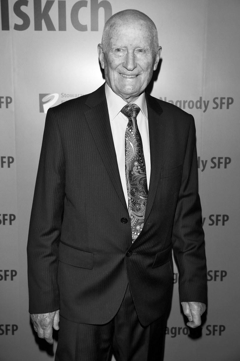 Nie żyje profesor Edward Zajiček - znany kierownik produkcji, historyk polskiej kinematografii i świetny pedagog. Miał 95 lat.