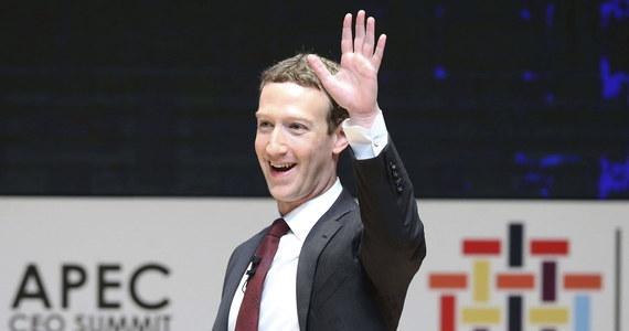 Facebook nie zrobił wystarczająco wiele, by zapobiec nadużyciom w gromadzeniu danych - przekazał w opublikowanym pisemnym oświadczeniu Kongresowi USA szef tej firmy Mark Zuckerberg.