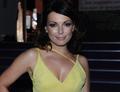 Katarzyna Glinka kusi na premierze