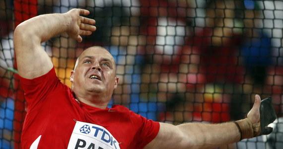 Mistrz olimpijski z Londynu w rzucie młotem Krisztian Pars został zawieszony za złamanie przepisów antydopingowych - poinformowała węgierska federacja lekkoatletyczna. Dyskwalifikacja 36-letniego zawodnika będzie obowiązywała do lipca 2019 roku.