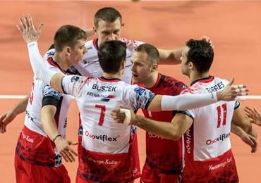 LM siatkarzy: ZAKSA awansowała do Final Four