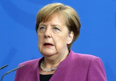 Merkel wyklucza udział Niemiec w ataku militarnym na Syrię