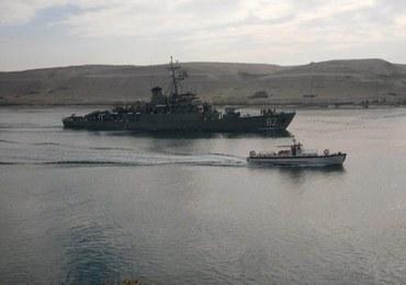 Rosyjskie okręty opuściły bazę w syryjskim porcie Tartus