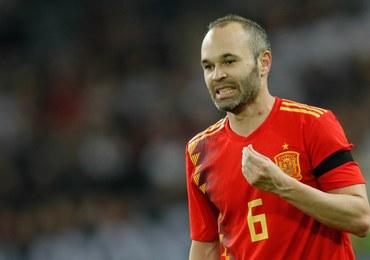 Andres Iniesta odejdzie z FC Barcelony?