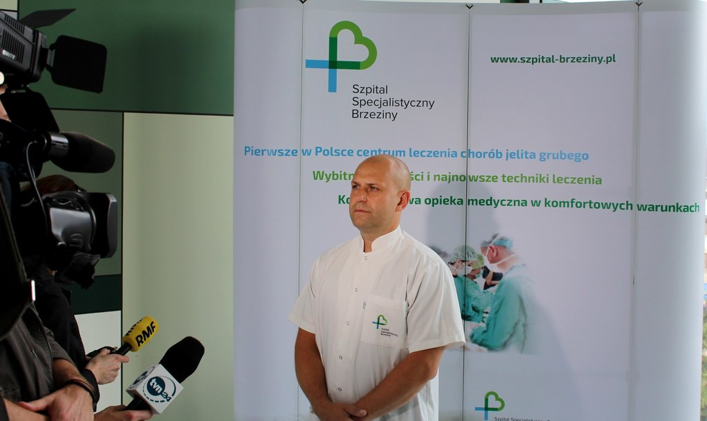 Fot. Szpital Specjalistyczny w Brzezinach.