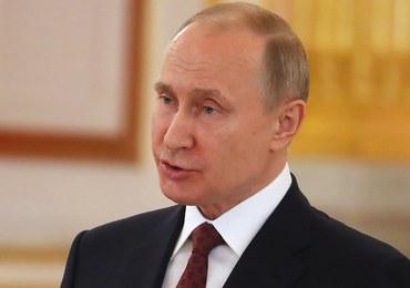 Zdecydowane słowa Władimira Putina po nalotach na Syrię
