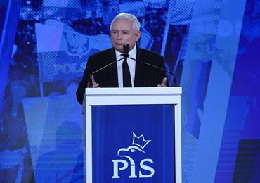 """Konwencja PiS i Zjednoczonej Prawicy. """"Zaczynamy wielką drogę po Polsce"""""""