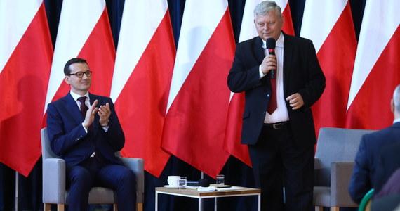 Projekty zapowiedziane przez premiera Mateusza Morawieckiego na sobotniej konwencji Zjednoczonej Prawicy, zostaną wprowadzone w tym roku - powiedział szef gabinetu politycznego Marek Suski.