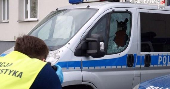 Najpierw uszkodził dwa policyjne radiowozy, a potem oświadczył, że zrobił to celowo, żeby... trafić do więzienia. Takie są zaskakujące motywy działania 24-latka z Żor na Śląsku. Sąd aresztował tymczasowo desperata.