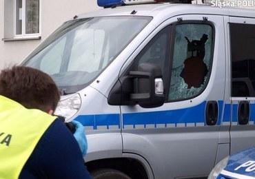 24-latek chciał trafić do więzienia, więc zdewastował dwa radiowozy