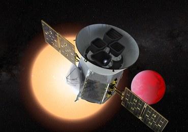 TESS poleci szukać kolejnych planet