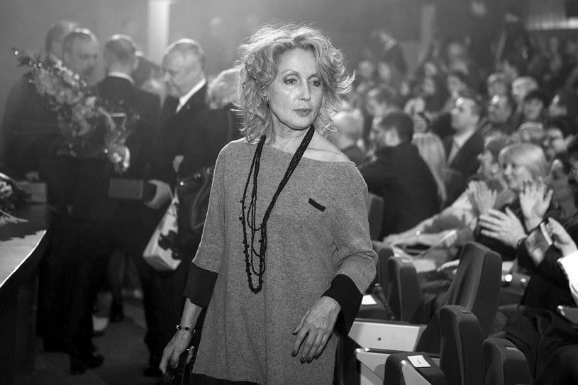 Nie żyje aktorka Elżbieta Słoboda - poinformował na Facebooku Zbigniew Hołdys. Miała 59 lat.