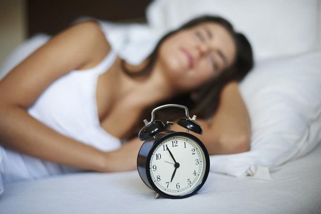 Śpiąc w ten sposób popełniasz błąd