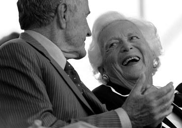 Nie żyje Barbara Bush, żona i matka prezydentów USA