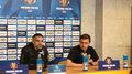 Trener Korony Gino Lettieri tłumaczy swoją złość po pierwszym meczu z Arką. Wideo