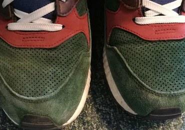 Poznał złodzieja po... swoich butach