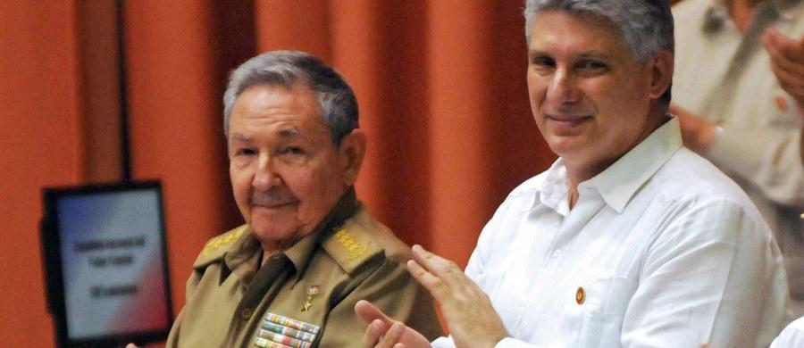 Dotychczasowy pierwszy wiceprezydent Kuby Miguel Diaz-Canel ma zostać następcą przewodniczącego Rady Państwa, prezydenta Kuby, 87-letniego Raula Castro. Taka propozycja padła na posiedzeniu kubańskiego parlamentu. Diaz-Canel jest jedynym kandydatem.