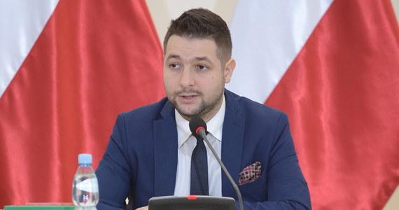 Patryk Jaki będzie kandydatem Prawa i Sprawiedliwości na prezydenta Warszawy. Decyzję szefostwa PiS nieoficjalnie poznał dziennikarz RMF FM Robert Mazurek.