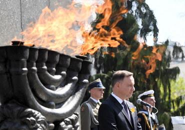 Prezydent: Tak jak Polakom, tak Żydom zależy, by prawda historyczna była jedna