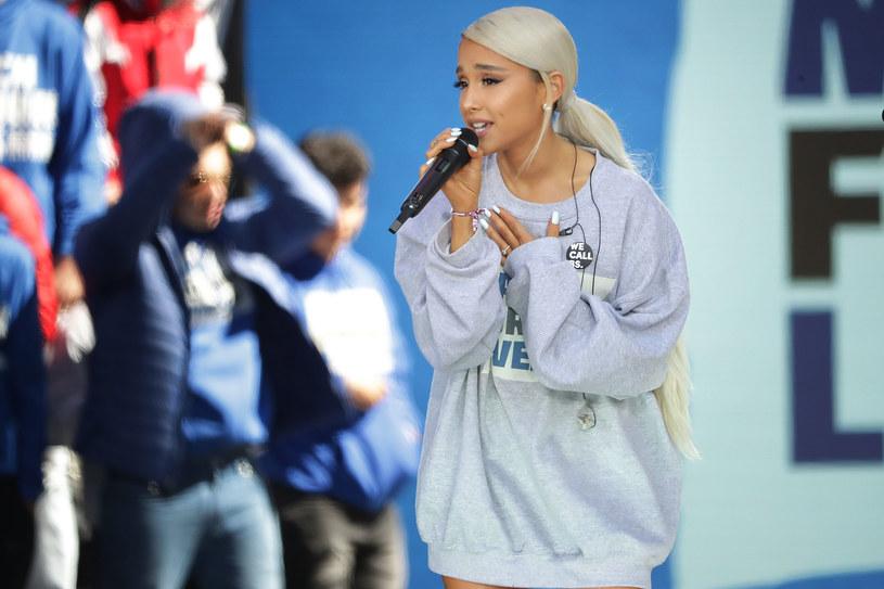 """Poniżej możecie zobaczyć teledysk """"No Tears Left To Cry"""" będący powrotnym singlem Ariany Grande."""