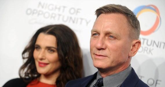 Rachel Weisz i Daniel Craig spodziewają się dziecka. Aktorka powiedziała, że jeszcze nie znają płci potomka. Nie zdradziła też, kiedy maluszek przyjdzie na świat.