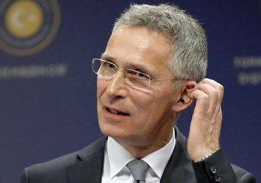 Stoltenberg krytykuje Rosję, ale też chcę dialogu z nią