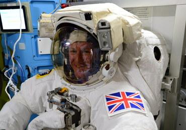 Brytyjski astronauta: W drodze na Marsa najtrudniej będzie stracić z oczu Ziemię