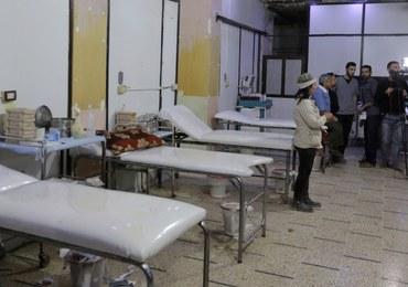 Atak chemiczny w Syrii? Eksperci wreszcie mogli pobrać próbki