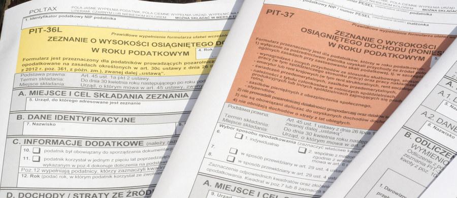 Na rozliczenie się z fiskusem został już tylko tydzień. W tym roku doroczny PIT-u musimy wysłać do 30 kwietnia. Kto do tej pory nie rozliczył się z fiskusem i ma z tym problem - nie jest sam! Przez cały dzień razem z ekspertami krakowskiej skarbówki będziemy odpowiadać w RMF FM na Wasze pytania związane z podatkami!