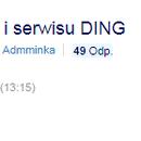 Zamknięcie Konta Portalowego i serwisu DING