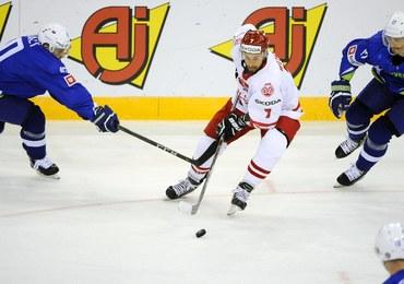MŚ w hokeju - Polska pokonała Słowenię