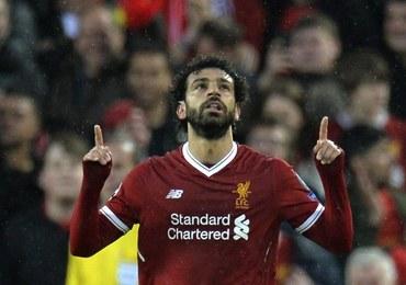 Liga Mistrzów: grad bramek w Anglii. Salah bohaterem Liverpoolu