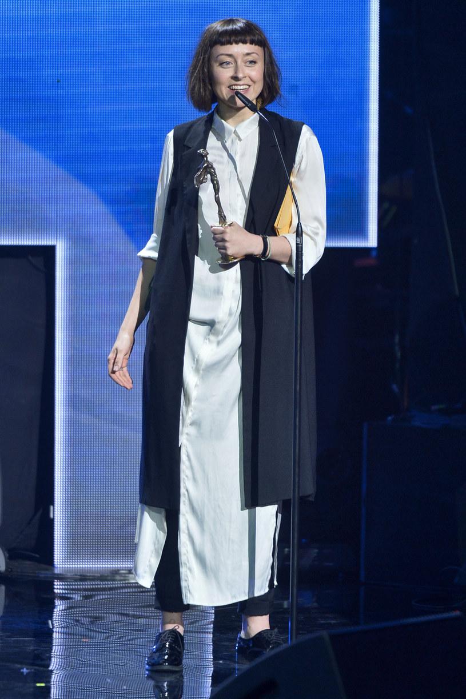 """""""Jestem wstrząśnięta"""" - mówiła Natalia Przybysz, która we wtorek 24 kwietnia odebrała statuetkę Fryderyka 2018 za najlepszy album pop."""