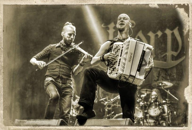Folkmetalowcy z fińskiego Korpiklaani mają już za sobą nagrania 10. albumu.