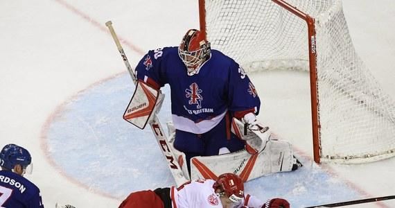 Polacy w środę przegrali w Budapeszcie z Wielką Brytanią 3:5 (1:2, 2:0, 0:3) w swoim trzecim występie w mistrzostwach świata Dywizji 1A w hokeju na lodzie. Wcześniej biało-czerwoni ulegli Włochom 1:3 i pokonali Słoweńców 4:2.