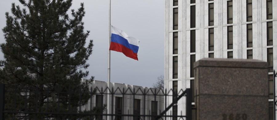 """Rosja szykowała """"powtórkę ze Skripala"""" w Stanach Zjednoczonych? Jak informuje telewizja CNN, co najmniej 12 dyplomatów wydalonych w zeszłym miesiącu monitorowało rosyjskich dysydentów w USA i ich rodziny."""