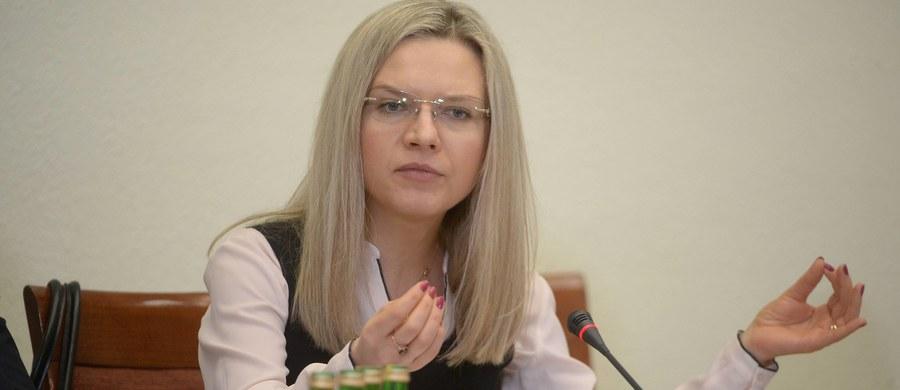 Jest dla mnie wielką radością i zaszczytem, że mogę ubiegać się o urząd prezydenta w moim kochanym mieście - powiedziała posłanka PiS Małgorzata Wassermann. Dodała, że nie planuje z tego powodu zrezygnować z przewodniczenia komisji śledczej ds. Amber Gold, której prace zakończą się przed wyborami.