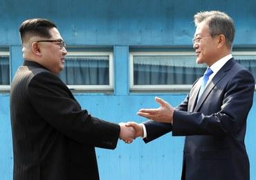 Kim Dzong Un do prezydenta Korei Płd.: Już nie będę cię budził rakietami