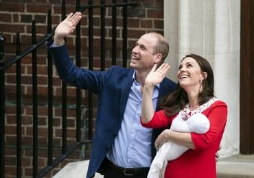 Wybrano imiona dla syna księcia Williama i księżnej Kate