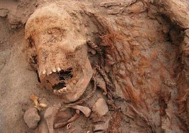 W Peru odkryto masowy grób 140 dzieci. 550 lat temu zostały złożone w ofierze
