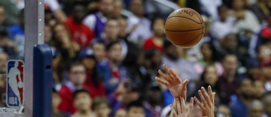 """Marcin Gortat zdobył tylko dwa punkty, a jego Washington Wizards ulegli u siebie Toronto Raptors 92:102 w meczu 1. rundy fazy play off koszykarskiej ligi NBA. W rywalizacji do czterech zwycięstw """"Czarodzieje"""" przegrali 2-4 i dla nich sezon się zakończył."""