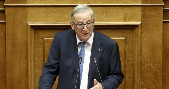 """Europa i Rosja muszą odbudować kontakty i skończyć z """"zimnowojenną retoryką"""" - powiedział szef KE Jean-Claude Juncker w wywiadzie opublikowanym w sobotę w holenderskim portalu """"Trouw"""". Dodał, że prezydent  Rosji Władimir Putin jest jego przyjacielem."""